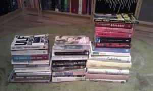 Bokpåsar i porten