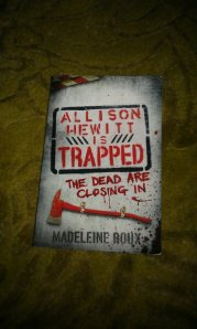 Allison Hewitt is trapped av Madeleine Roux